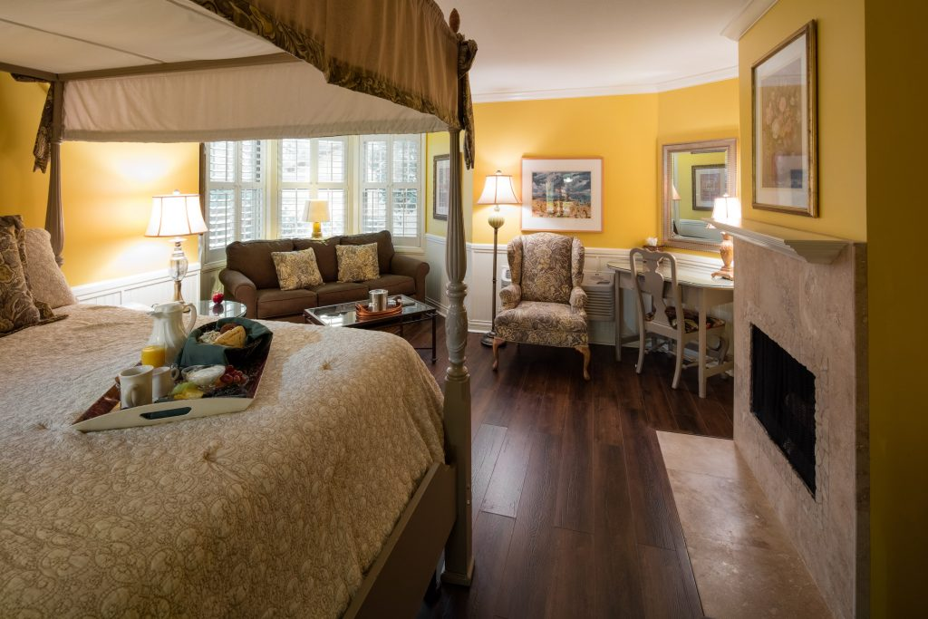 Guest Room at Apple Farm