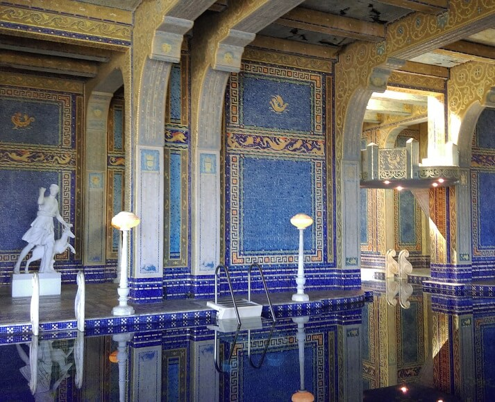 Day trip to hearst castle san luis obispo vacations for Pet friendly hotels near hearst castle