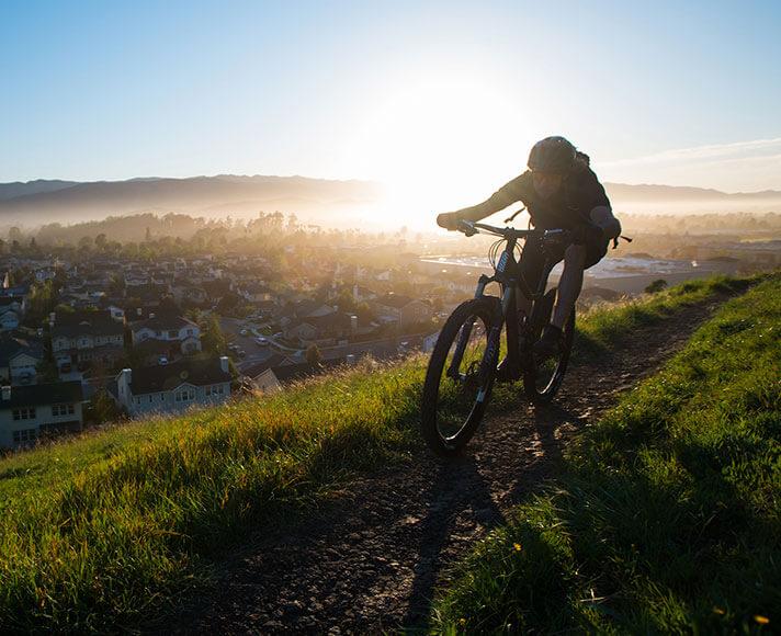 Bike trails San Luis Obispo