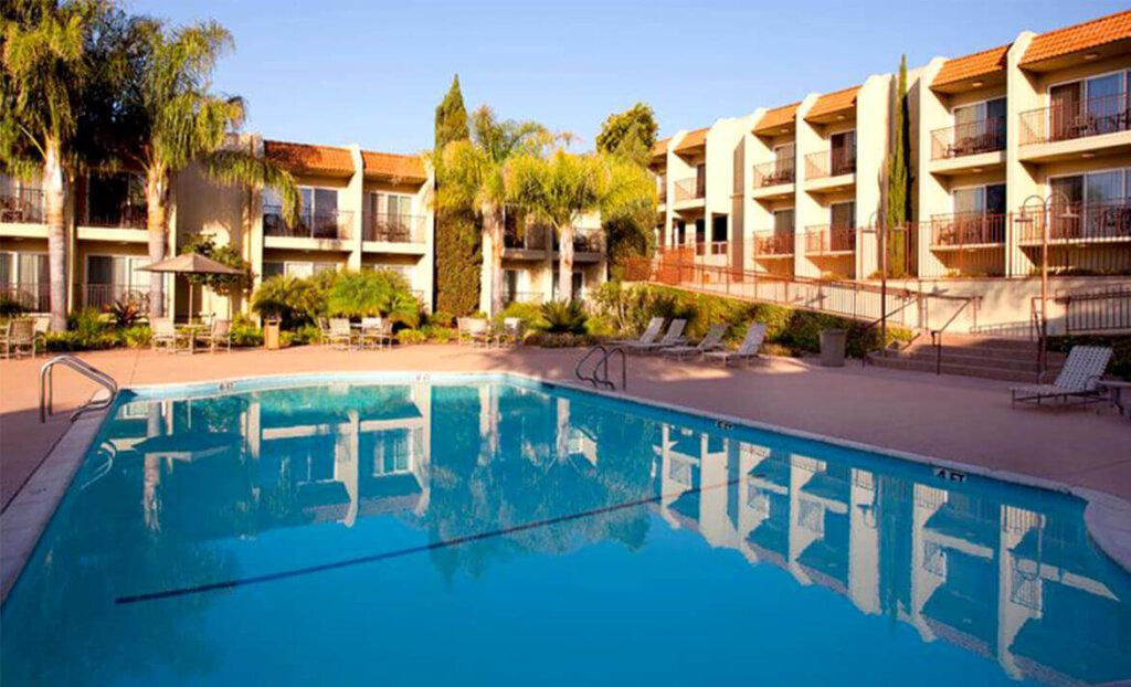 Pool at Best Western Royal Oak