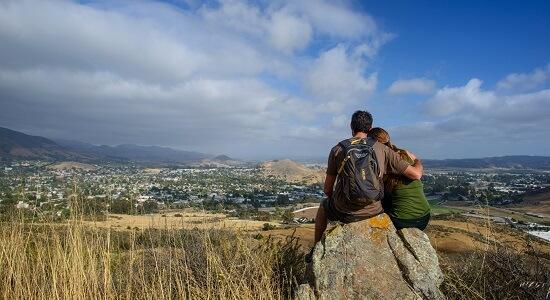 Cerro San Luis Obispo View