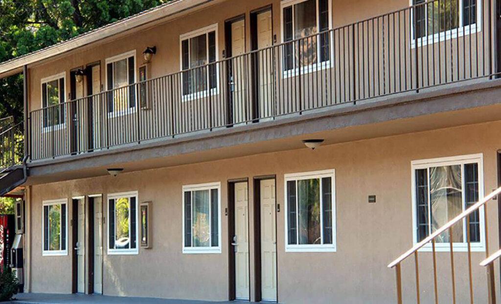 Outside of The Inn, San Luis Obispo, CA