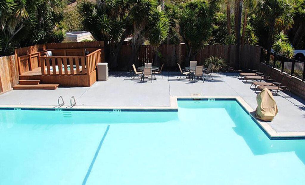 Pool at The Inn