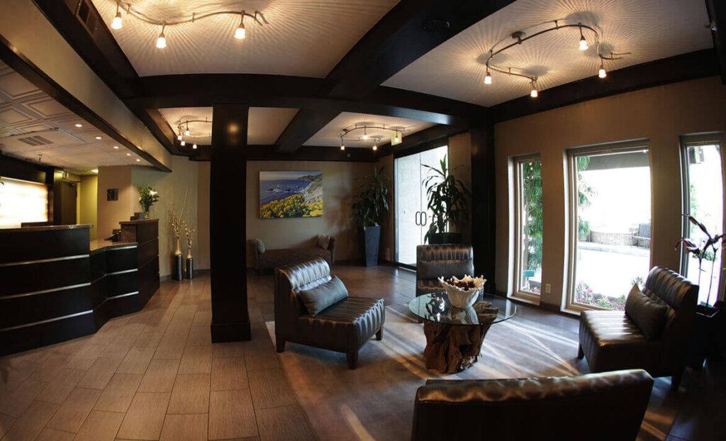 La Cuesta Inn Lobby and Check-in Room