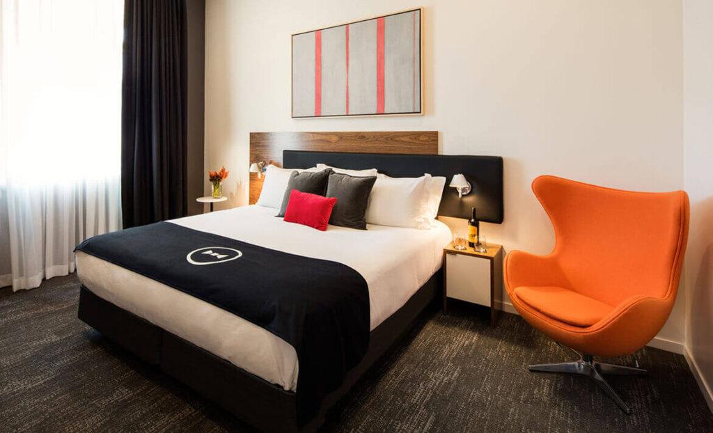 Bedroom in the Butler Hotel