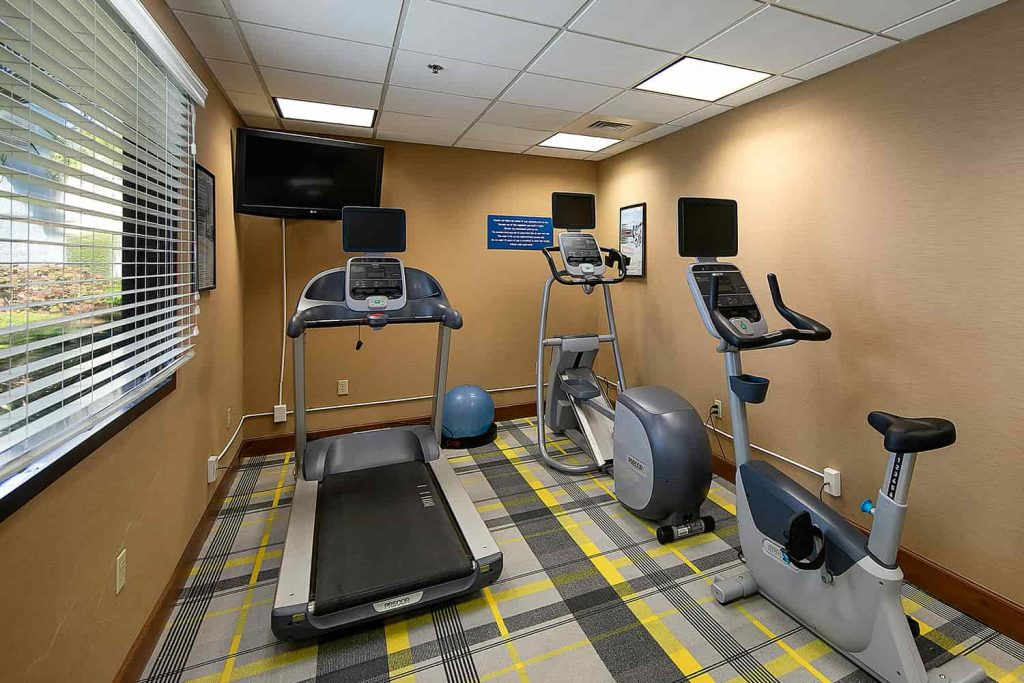 The Kinney SLO - Cardio Fitness Center