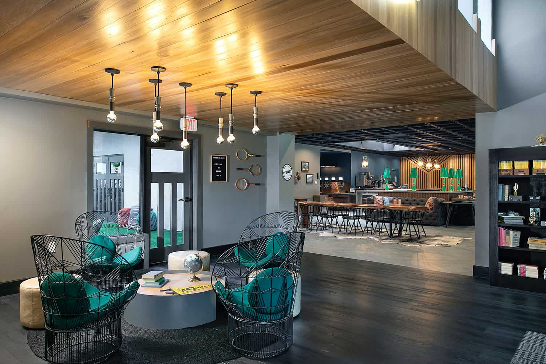 The Kinney SLO - Lobby Lounge