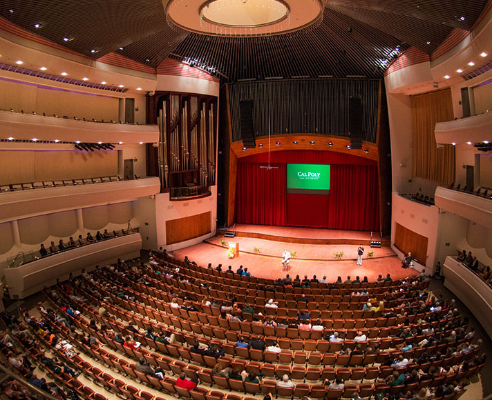 Performing Arts Center (PAC) in San Luis Obispo, CA