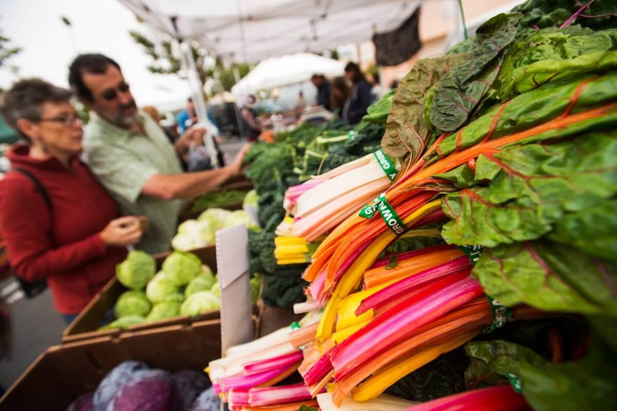 Downtown San Luis Obispo Farmers' Market