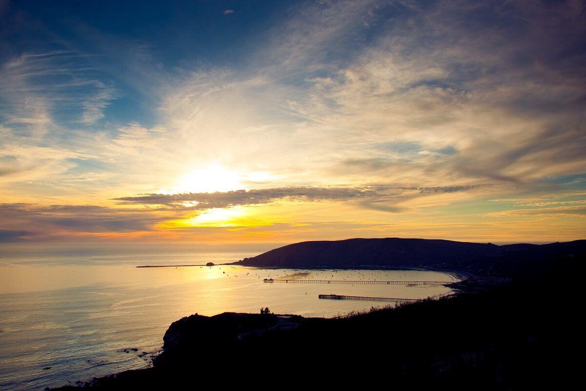 Avila Bay, California