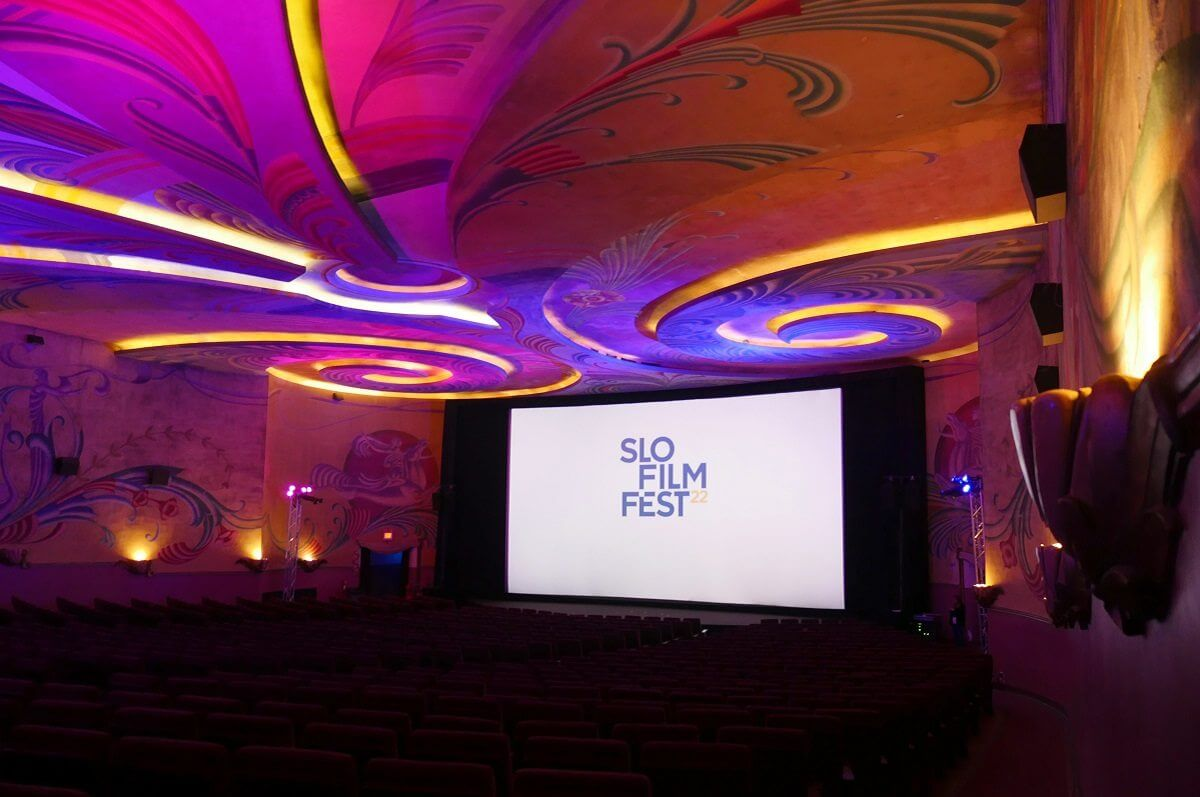 SLO Film Fest in Fremont Theatre