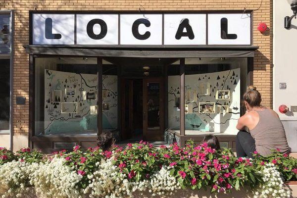 SLOcally Made Storefront in San Luis Obispo, CA