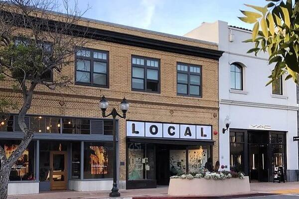 SLOcally Made Storefront