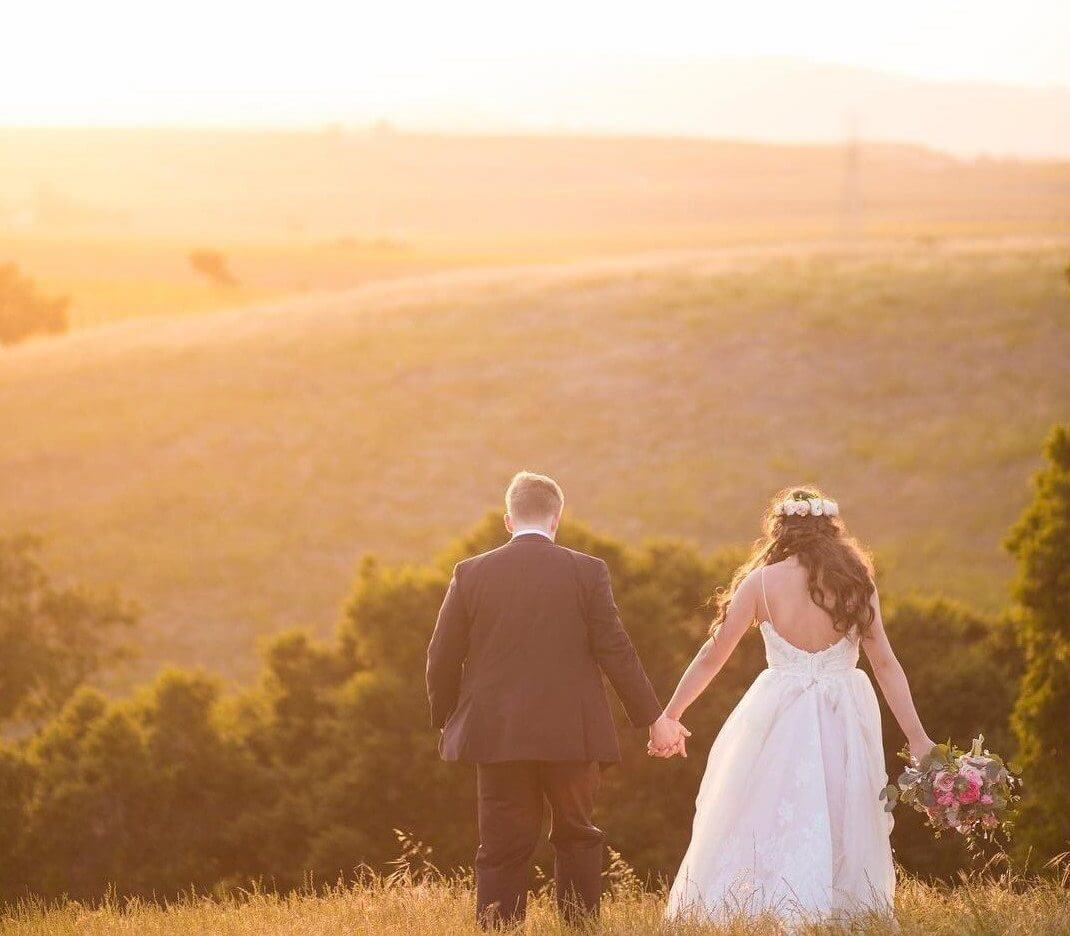 San Luis Obispo Farm Wedding