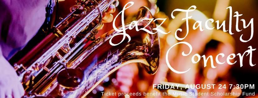 Cuesta College Jazz Faculty Concert