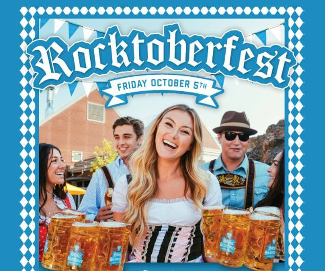 Rocktoberfest with Moonshiner Collective