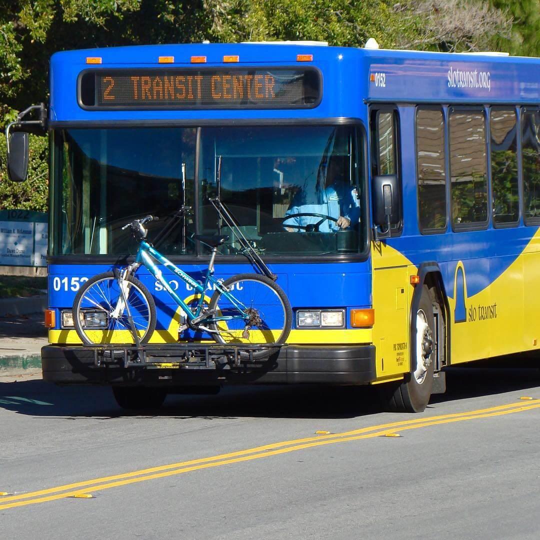 SLO Transit Bus