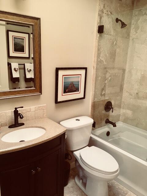 Chicken House Bathroom