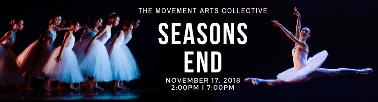 Seasons End at the SLO Performing Arts Center