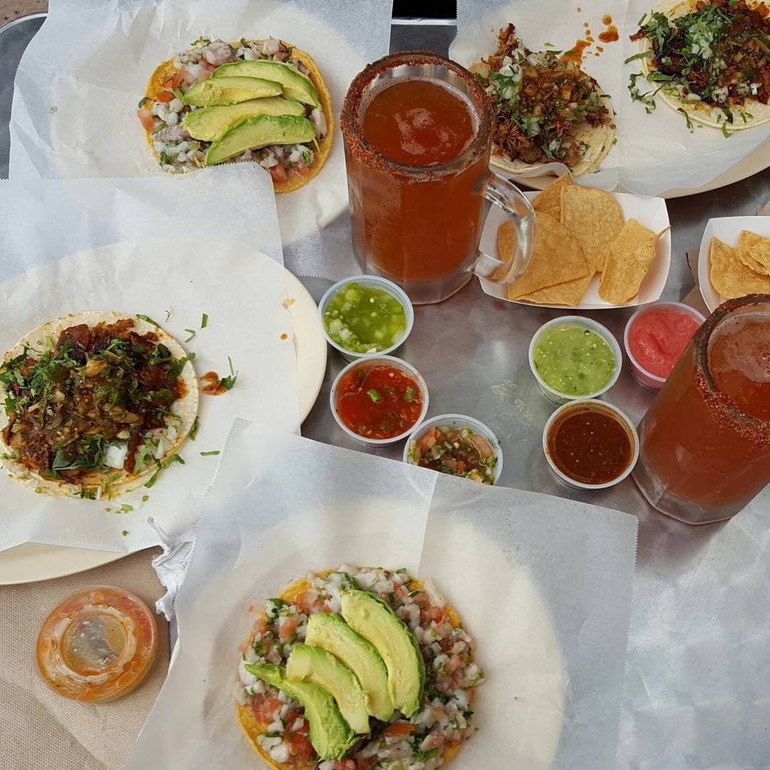 Taqueria Santa Cruz in Downtown SLO