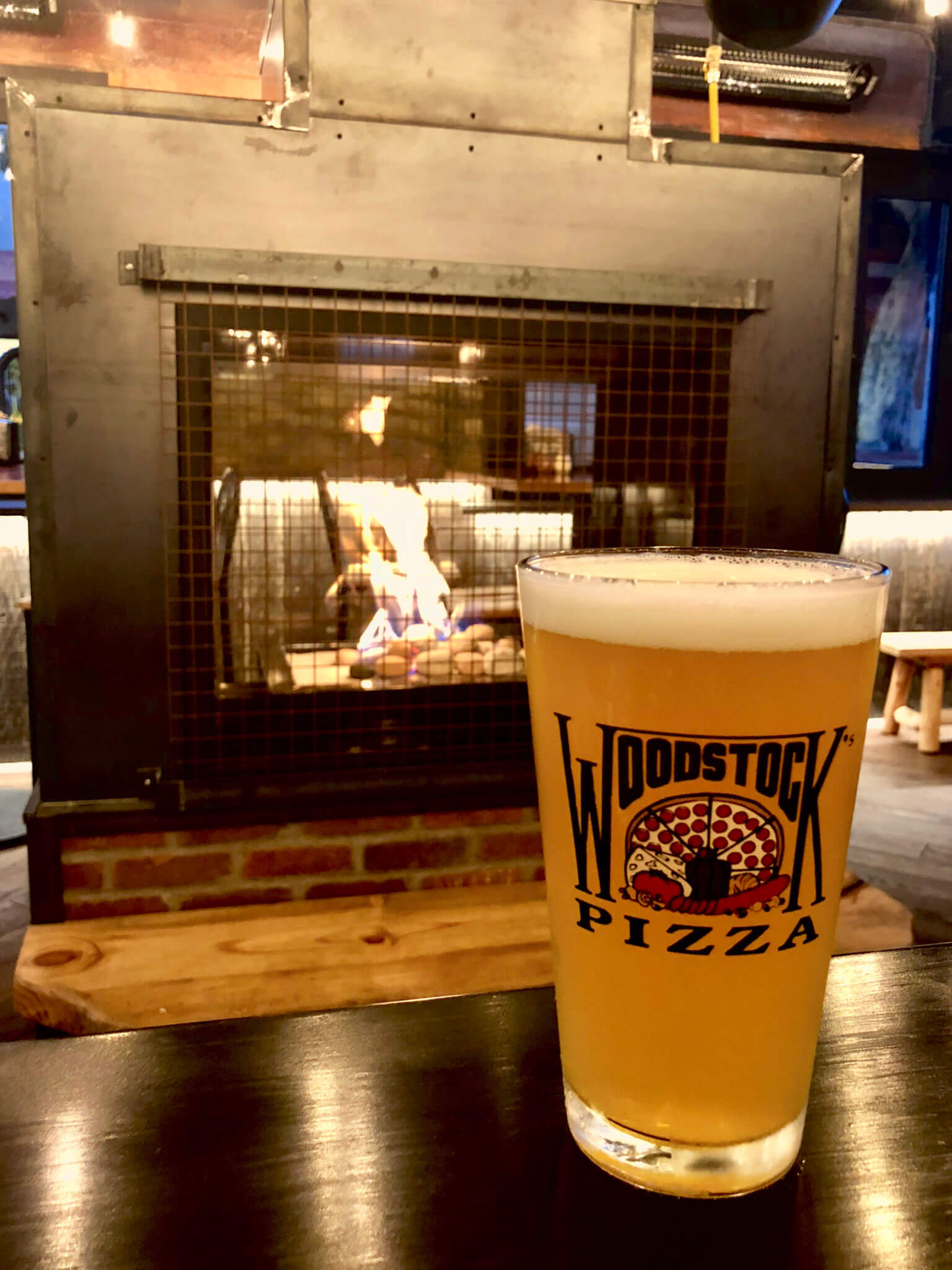 Woodstock's Pizza SLO Pint Night