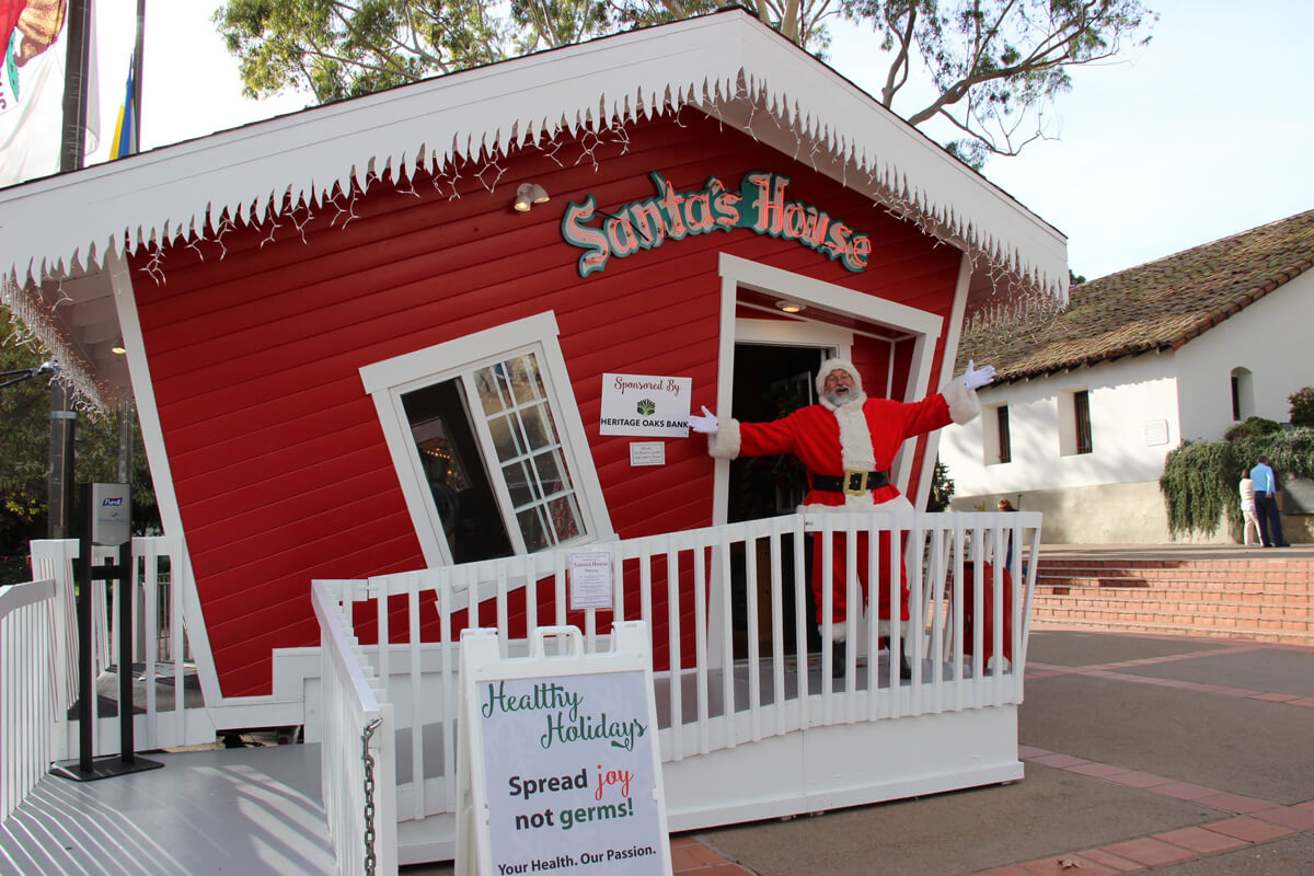 Santa's House SLO