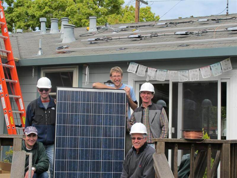 """""""Going Solar"""" Workshop by a Nonprofit for Those Interested in Rooftop Systems in San Luis Obispo"""