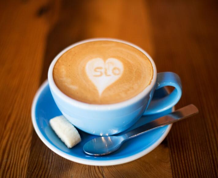 Ascendo Coffee SLO Latte Featured Image