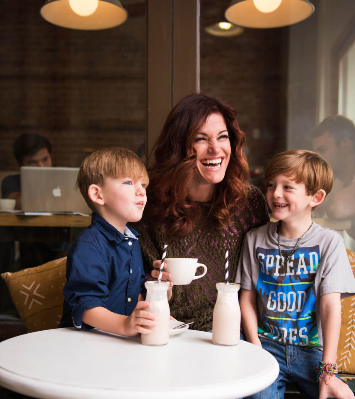 Scout Coffee Mom and Sons