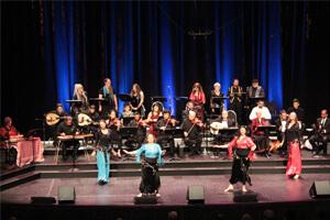 Ensemble performers