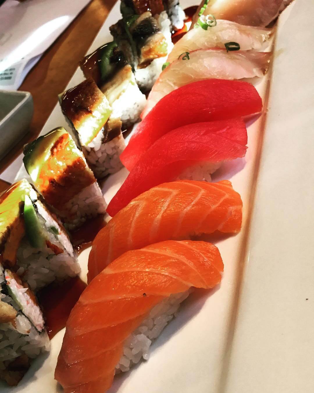 Yanagi Sushi in San Luis Obispo