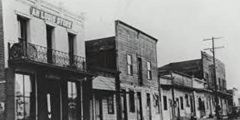 Historic San Luis Obispo - Ah Louis Store
