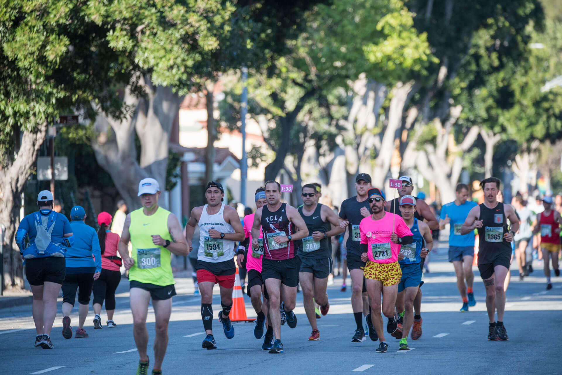 Race SLO Half Marathon, Relay and Music San Luis Obispo