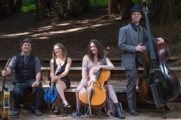 Dirty Cello Concert San Luis Obispo