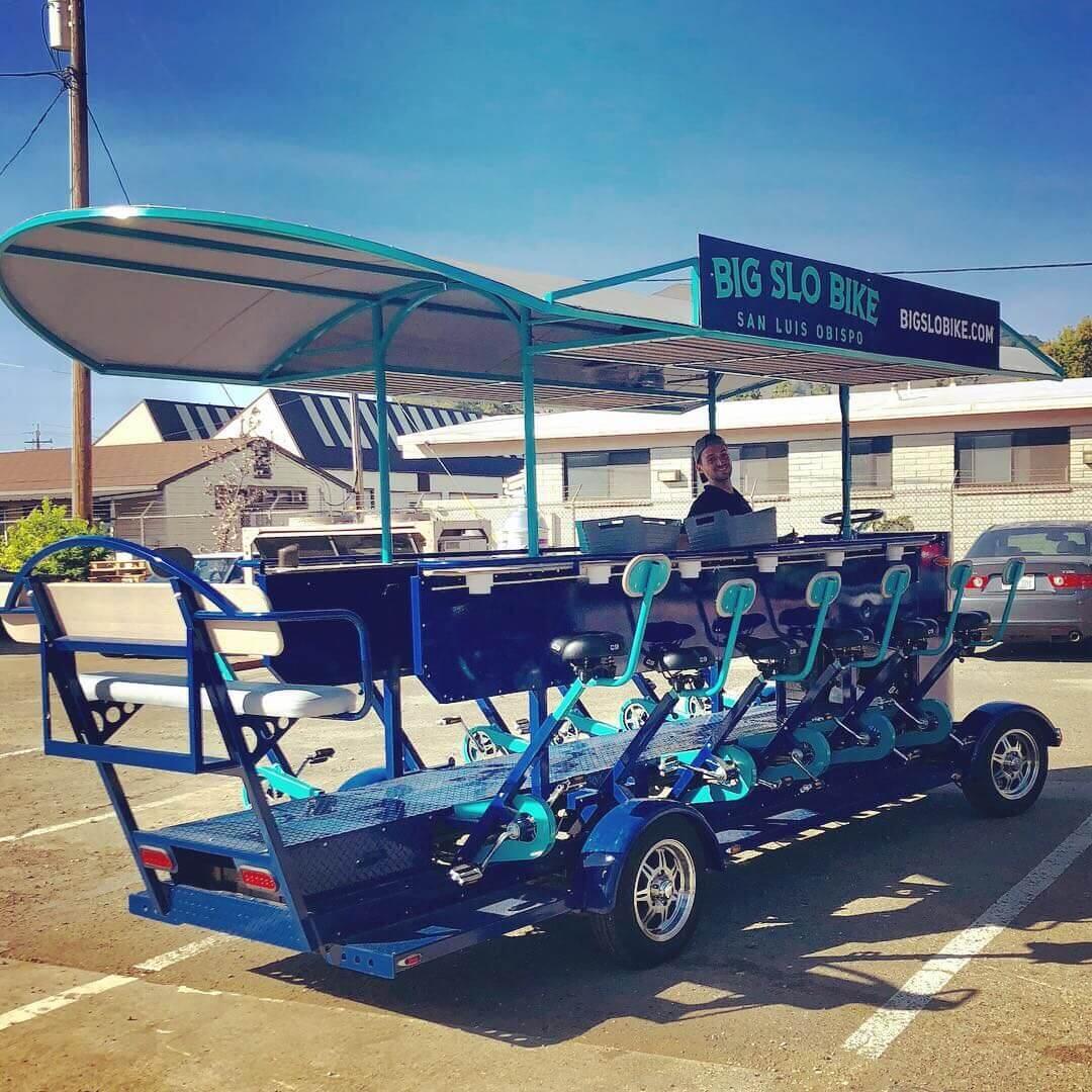 Big SLO Bike Tour of San Luis Obispo