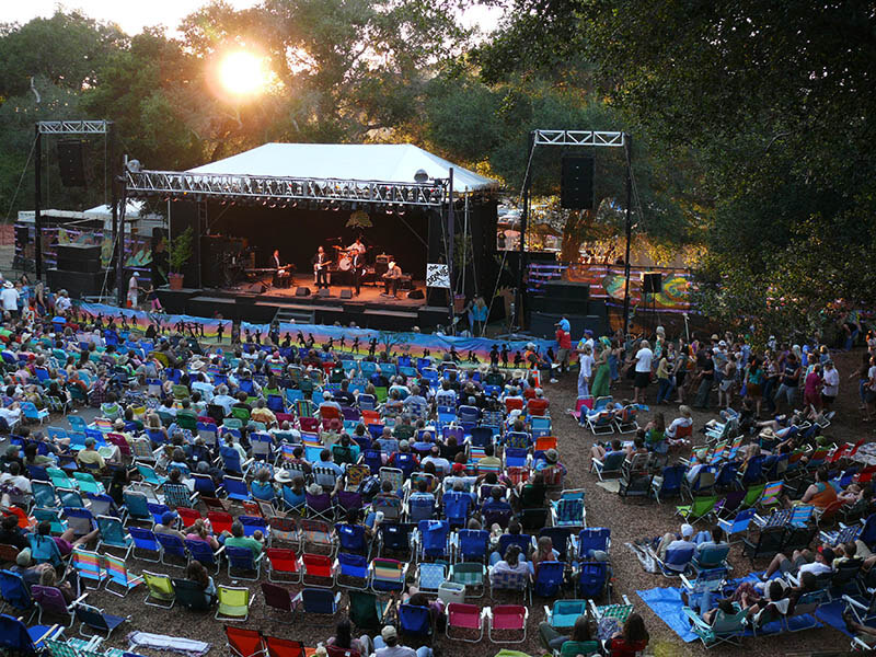 Live Oak Music Festival San Luis Obispo