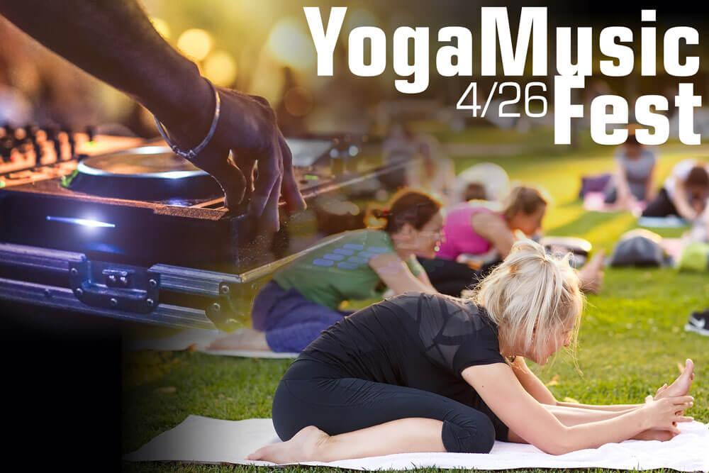 YogaMusic Fest San Luis Obispo