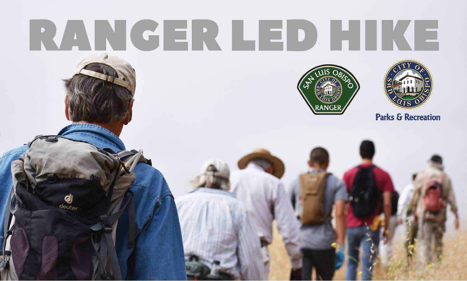 Ranger Led Johnson Ranch Hike in San Luis Obispo