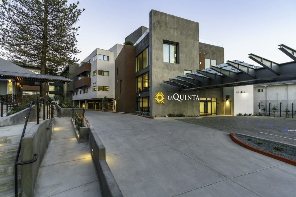 La Quinta SLO Hotel Front