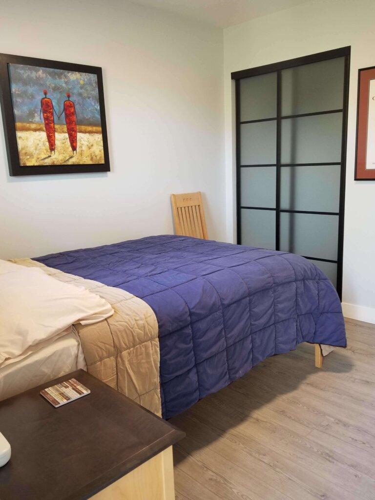 Bluerock Retreat Homestay Second Bedroom in San Luis Obispo