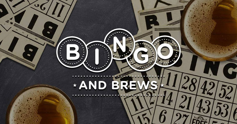 Woodstock's Pizza Bingo and Brews Event