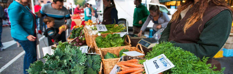 Farmers' Market SLO