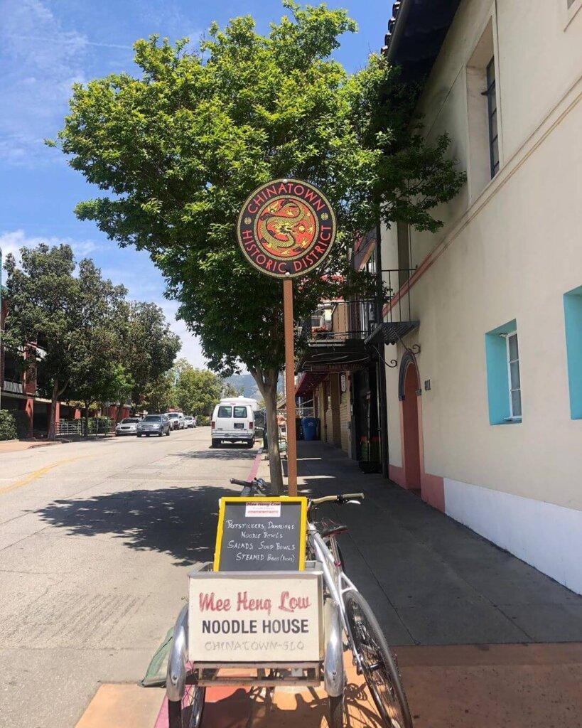 Chinatown District San Luis Obispo