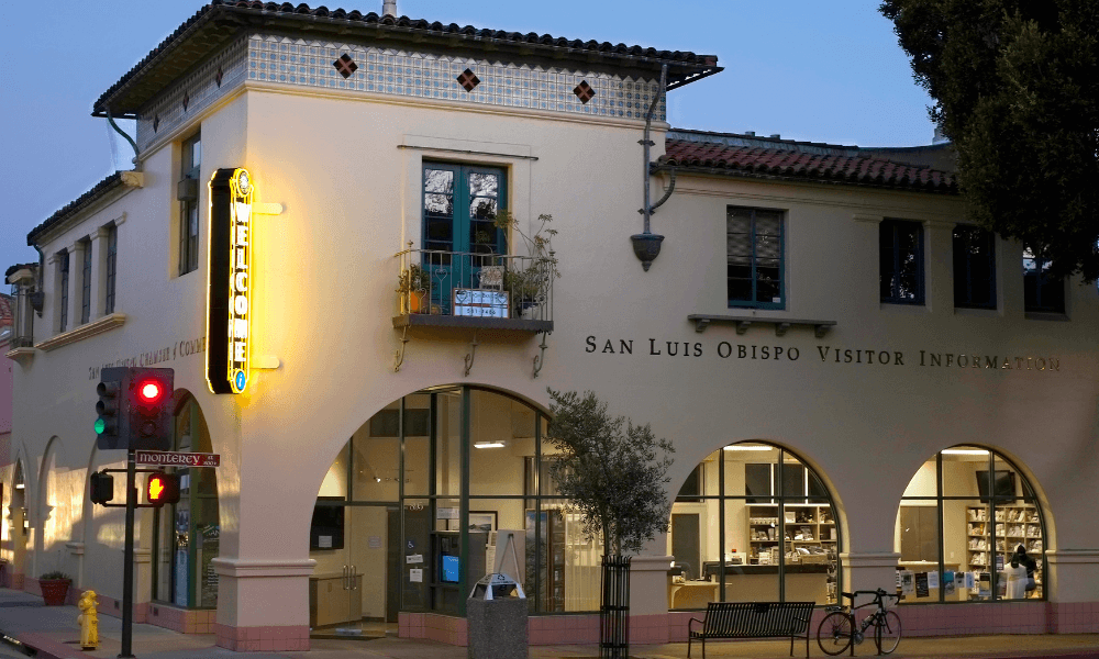 SLO Visitors Center