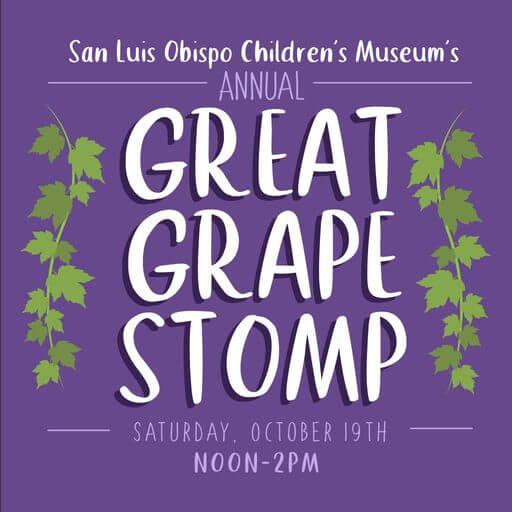 SLO Grape Stomp
