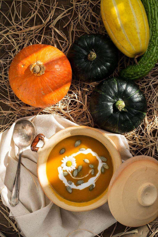 Dallidet Garden Soup Tasting