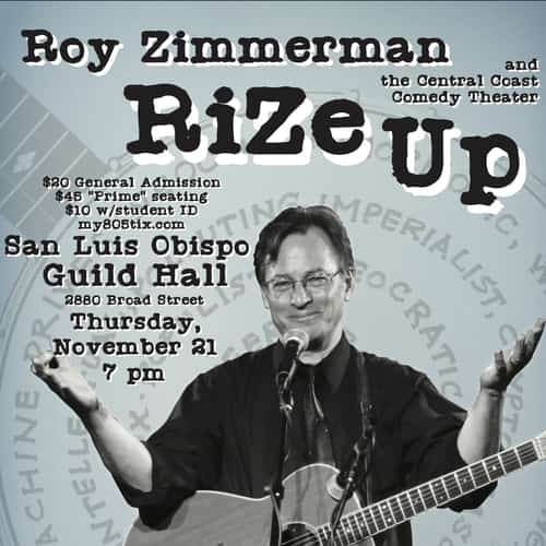 RiZe Up: A Comedy Night