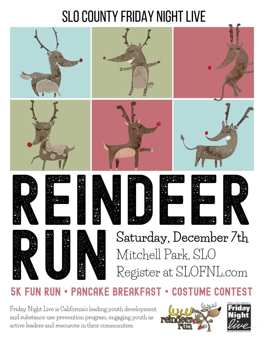 SLO Reindeer Run
