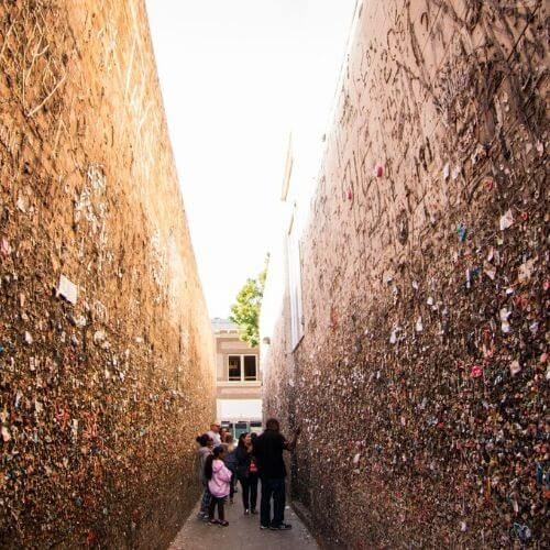 Bubblegum Alley SLO