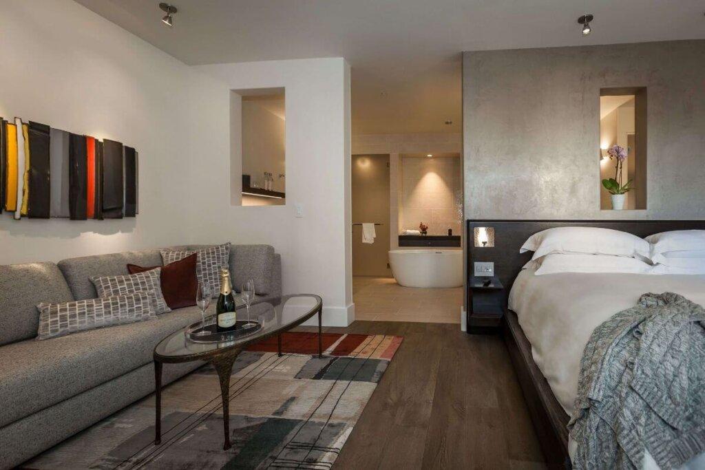 Hotel Cerro Room
